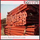 塗られる粉か型枠のためのPaintigの軽いタイプ鋼鉄足場の支柱