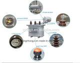 S11 Transformator in drie stadia van de Distributie van de Reeks van 1000KVA 11KV de Olie Ondergedompelde