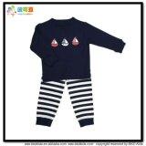 Impresión All-Over ropa para bebés ropa de bebé Conjunto de pijama Unisex