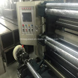 Automatische aufschlitzende und Rückspulenmaschine PLC-Steuerung mit 200 M/Min (CER)