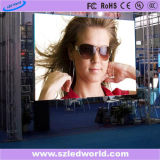 Panneau de coulage sous pression polychrome de location d'intérieur d'écran de panneau de l'Afficheur LED P4.81 pour annoncer (CE, RoHS, FCC, ccc)