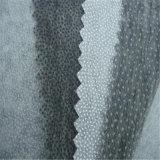 Полиэфир 50% и Interlining 50% Nylon Non-Woven плавкий для одежды