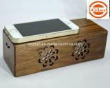 Altoparlante di legno del Mobile di tocco di induzione del sensore di alta qualità