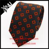 Seda 100% artesanais Tecidos Jacquard de gravatas de alta qualidade