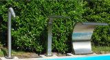 Fenlin pulió y varia cortina de agua superficial del acero inoxidable