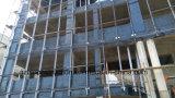 Стеклянный алюминиевый поставщик ненесущей стены для Африки