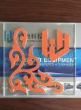 Mattonelle di ceramica di taglio di macchina del getto di acqua di asse di alta velocità 5 di CNC