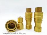 Соединение высокой эффективности Средств-Давления Kzd ISO7241-1b пневматическое и гидровлическое быстро