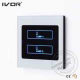 Ivor Smart Home Light Switch met Scène en Afstandsbediening
