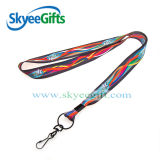 형식 노동 허가 다채로운 목걸이 키 방아끈
