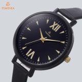 Поощрения моды из нержавеющей стали леди мужчин' S кварцевые часы на запястье 71103