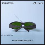 Het Type van sporten van 2001400nm IPL de Beschermende brillen van de Bescherming & IPL de Bril van de Veiligheid voor IPL Machine/Ce En169 met Frame 55