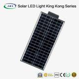 série solar de King Kong da luz de rua 50W com de controle remoto