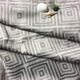 Самой новой типичной специальной покрашенный пряжей Linen смотря занавес жаккарда 2017