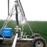 Machine moderne d'irrigation par aspiration de mouvement transversal de jardin de ferme