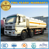 25 caminhão resistente do transporte do combustível M3 do caminhão 25 do depósito de gasolina dos eixos do quilolitro 3