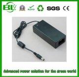 caricabatteria 21V2a all'alimentazione elettrica per la batteria dello Li-ione con lo zoccolo personalizzato
