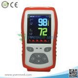Novo modelo Yspo360 SpO2 Monitor Oxímetro de pulso de mão Oxímetro de pulso