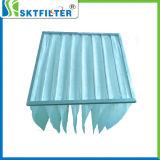 Sac de filtre à poussière du filtre à air pour usage industriel