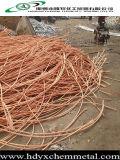 Fil de cuivre de ferraille, 99,99 % de cuivre pour la vente de rebut