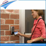 Carte à puce sèche personnalisée du contact de carte d'IDENTIFICATION RF d'impression IC pour le contrôle d'accès