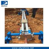 Alta eficiencia de la máquina de perforación para granito