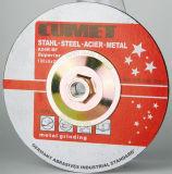 금속 T27 125X6.4X22.2mm를 위한 회전 숫돌