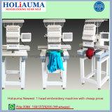 Цены машины вышивки Holiauma одиночные головные с большой зоной вышивки для высокоскоростной машины вышивки