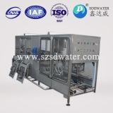 Diseño hábil 300bph automático máquina de rellenar de 5 galones para el agua