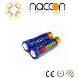 AA Lr6 1.5V 매우 알카리 전지