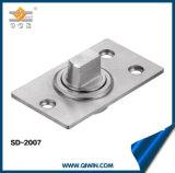 Venta caliente SUS304 superior de pared Pivote para puerta corrediza