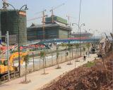 Здание рамки стальной структуры Китая полуфабрикат