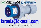 3p IP67 Waterdichte Stop Van de EEG voor Industriële Macht met Ce
