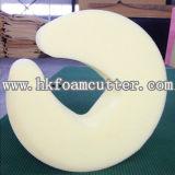 Cnc-doppelte Schaufel-Form-Schaumgummi-Ausschnitt-Maschine