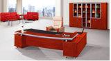 中国の現代オフィス用家具MFC木MDFのオフィス表(NS-NW187)