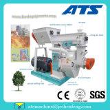 Anillo Die equipos de fabricación de trigo de la paja de arroz de biomasa de pellets