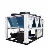 Refrigerador refrigerado a ar do parafuso (tipo dobro) Bks-280A2