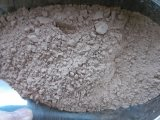 Polvo de arcilla roja / arcilla para cerámica