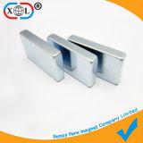 Galvanisierter Vierecks-Form-Magnet