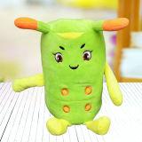 Lindo juguete relleno pequeño animal