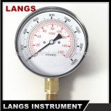 Medidor de baixa pressão de cápsula 065