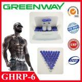 Bodybuildende Ergänzungs-Peptide Ghrp6 Steroid Ghrp 6 für Gewicht-Verlust