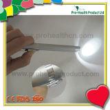 소형 알루미늄 합금 클립 접촉 스위치 의학 LED Penlight