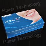 Heiße verkaufensoem-Eigenmarken-Kosmetik-nach Hause Zähne, die Installationssatz weiß werden