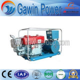 3kw GF1 Enig - Diesel van de Reeks van de Cilinder de Met water gekoelde Reeks van de Generator