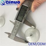 Cuvettes en plastique d'aspiration de vis de la coutume 40mm de Qinuo avec 8/14 diamètre