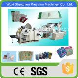 SGS certificado de papel Kraft bolsa de cemento que hace la máquina