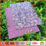 Ignífugo Panel compuesto de aluminio ACP / Acm