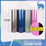 T-Shrits를 위한 반짝임 열전달 비닐 Htv 베스트셀러 도매