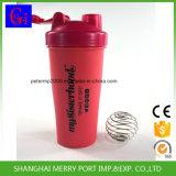 O melhor frasco Joyshaker da proteína de Joyshaker coloca o abanador plástico